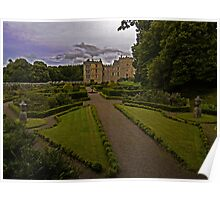 The Gardens & Their Castle Poster