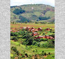 an awe-inspiring Burundi landscape Unisex T-Shirt