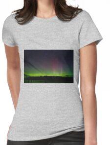 Aurora Australis (#2), Trial Bay, Tasmania, 19 March 2015 Womens Fitted T-Shirt
