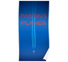 PASSING PLANES 2010 CALENDAR Poster