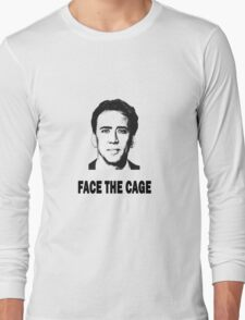 Caged Fury Long Sleeve T-Shirt