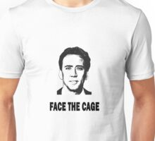 Caged Fury Unisex T-Shirt