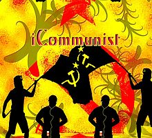 Ipod Parody on Communism by Desteban