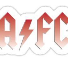 Arbroath ACDC Sticker