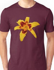 'Yellow Daylily' Unisex T-Shirt