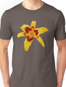 'Yellow Daylily' Unisex T-Shirt