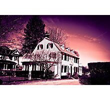 Amityville Horror House - Today ( 2015 ) Photographic Print