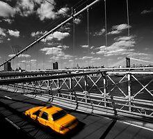 Brooklyn Bridge by Xpresso