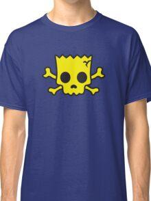 yellow Skull Classic T-Shirt