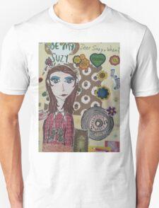 be my suzy Unisex T-Shirt