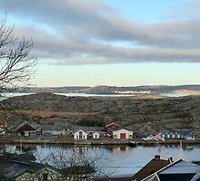 Skerries of Marstrand by HELUA
