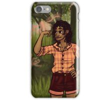 Otherworldly Neighbors iPhone Case/Skin