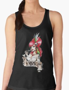 Pirate pinup Yarr me hearties! T-Shirt