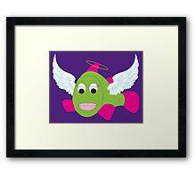 Angel Fish Framed Print