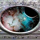 Space Portal by sostroff