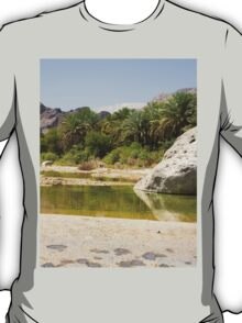 an awesome Oman landscape T-Shirt