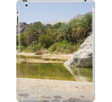 an awesome Oman landscape iPad Case/Skin