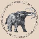 Woolly Mammoth by Zehda