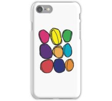 Bubbly Colors iPhone Case/Skin