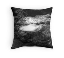 Oysters Delight - Carribean Wonders Throw Pillow