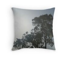 Hot Summers Day Throw Pillow