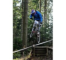 Fast Air in Winterburg Photographic Print