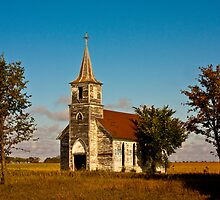 Abandoned Faith by sostroff