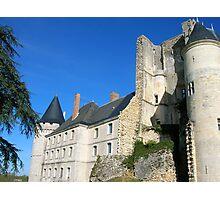 Chateau de La Rochefoucauld  Photographic Print