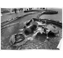 Tank Stream Fountain 2 Poster
