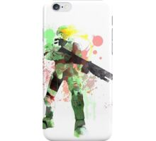 Master Chief, Halo Art Print iPhone Case/Skin
