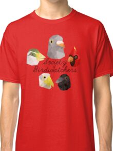 The Society of Birdwatchers Classic T-Shirt