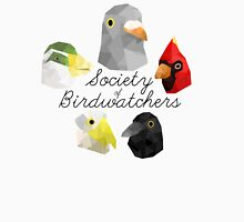 The Society of Birdwatchers Men's Baseball ¾ T-Shirt
