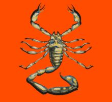 Scorpion tee by Pete Janes