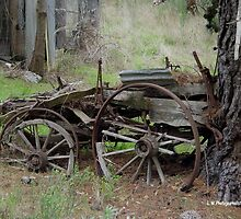 photoj South Australia Wagon by photoj