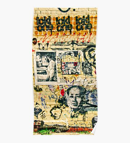 Valley Walk - Chairman Mao Poster