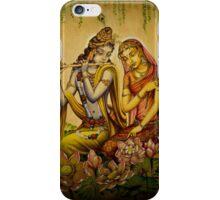 The nectar of Krishnas flute iPhone Case/Skin