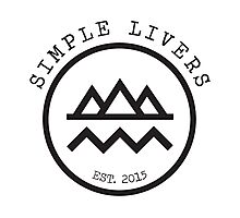Simple Livers Photographic Print
