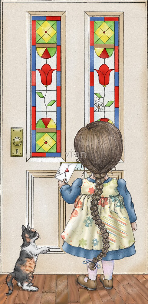 the letter by vian