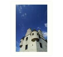 18mm Castle Art Print