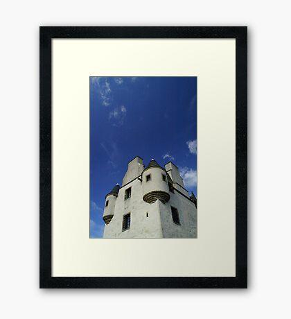 18mm Castle Framed Print