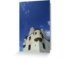 18mm Castle Greeting Card