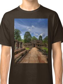 a historic Cambodia landscape Classic T-Shirt