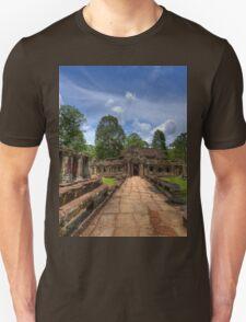 a historic Cambodia landscape T-Shirt