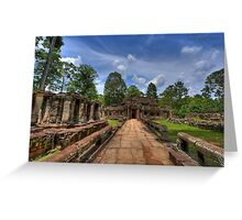 a historic Cambodia