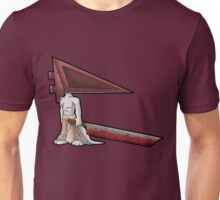 Pyramid Head Kitty Unisex T-Shirt
