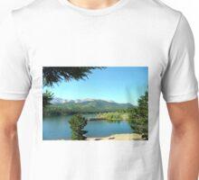 Crystal Lake, Colorado Unisex T-Shirt