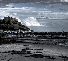 Gorey Castle by MickDodds