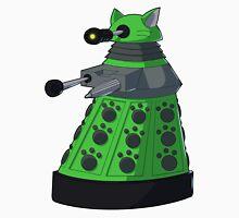 Green Kitty Dalek T-Shirt