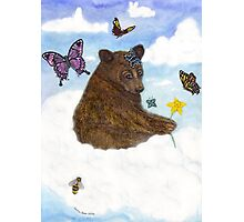 Bearily, Bearily, Bearily... Life Is But A Dream... Photographic Print