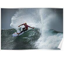 Mick Fanning ~ Bells Beach Poster